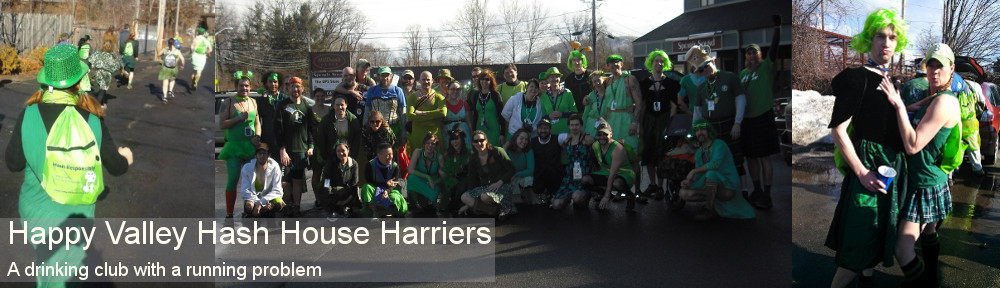 Happy Valley Hash House Harriers